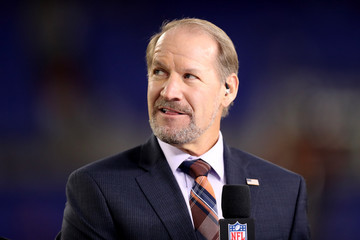 Bill Cowher Miami Dolphins v Baltimore Ravens
