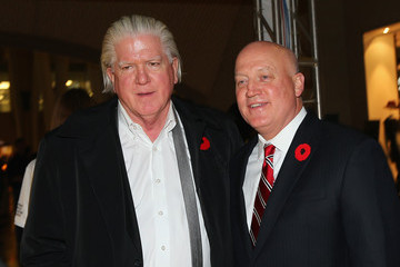 Bill Daly 2015 Hockey Hall of Fame Induction - Red Carpet
