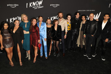 """Bill Heck Los Angeles Premiere Of """"I Know What You Did Last Summer"""""""