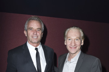 Bill Maher Los Angeles Premiere of 'LBJ'