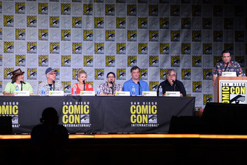 Bill Morrison Comic-Con International 2016 - 'The Simpsons' Panel