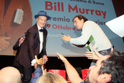 Bill Murray attends the Lifetime Achievement Award during the 14th Rome Film Festival on October 19, 2019 in Rome, Italy.