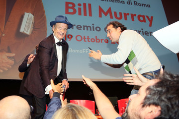Bill Murray Bill Murray Masterclass - 14th Rome Film Fest 2019