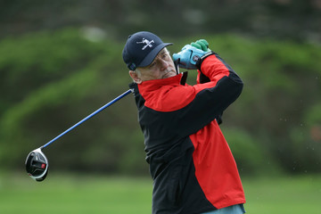 Bill Murray AT&T Pebble Beach Pro-Am - Round One