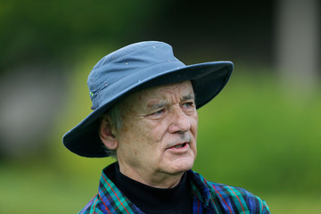 Bill Murray AT&T Pebble Beach National Pro-Am - Preview Day 3