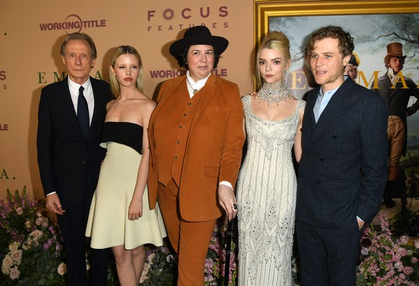 "Premiere Of Focus Features' ""Emma."" - Red Carpet"