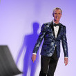 Bill Nye The Blue Jacket Fashion Show At NYFW