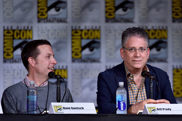 Bill Prady Comic-Con International 2016 - Inside 'The Big Bang Theory' Writers' Room