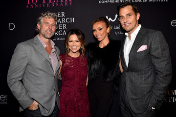Bill Rancic Elyse Walker Presents The 10th Anniversary Pink Party Hosted By Jennifer Garner And Rachel Zoe - Red Carpet