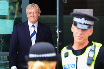 Bill Roache Bill Roache Makes His First Appearance at the Crown Court
