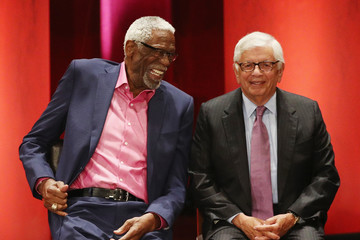 Bill Russell 2018 Basketball Hall Of Fame Enshrinement Ceremony