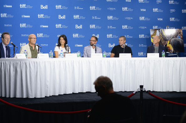 'The Armstrong Lie' Press Conference in Toronto []