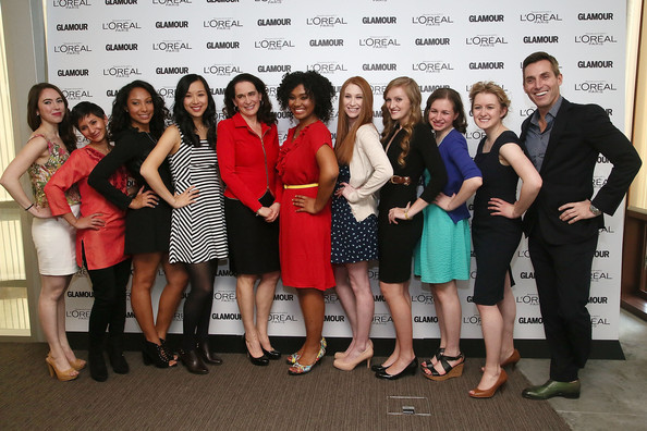 Glamour And L'Oreal Paris Celebrate Top Ten College Women