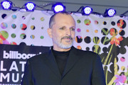 Miguel Bose attends the Billboard Latin Conference 2017 at Ritz Carlton South Beach on April 26, 2017 in Miami Beach, Florida.