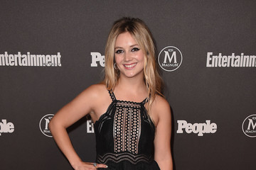 Billie Catherine Lourd 2016 Entertainment Weekly & People New York Upfronts VIP Party