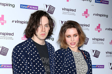 Billie JD Porter Celebs at the vInspired Awards
