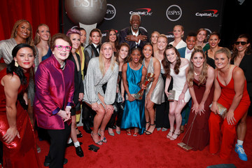 Billie Jean King The 2019 ESPYs - Inside