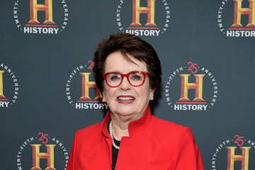 Billie Jean King HISTORY Presents HISTORYTalks