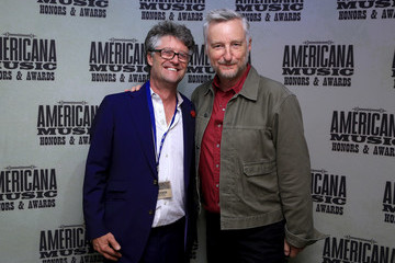 Billy Bragg Americana Honors & Awards 2016 - Backstage