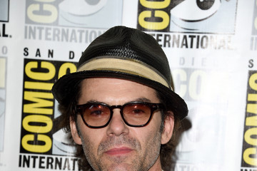 Billy Burke Comic-Con International 2015 - CBS Television Studios Press Room
