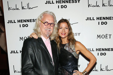Billy Connolly Jill Hennessy's 'I Do' Album Release Party
