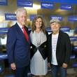 Billy Crystal Annual Charity Day Hosted By Cantor Fitzgerald, BGC, And GFI - Cantor Fitzgerald Office - Inside