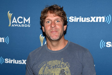 Billy Currington SiriusXM's The Highway Channel Broadcasts Backstage Leading Up To The American Country Music Awards at the T-Mobile Arena