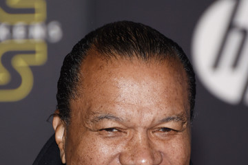 Billy Dee Williams Premiere 'Star Wars: The Force Awakens' - Arrivals