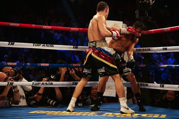 Billy Dib Manny Pacquaio v Brandon Rios