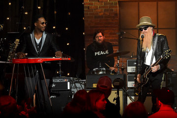 Billy Gibbons Skyville Live Presents Guitar Greats Featuring Billy Gibbons, Robert Randolph, Charlie Starr, And Charlie Worsham