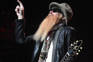 Billy Gibbons 'Love Rocks NYC! A Change is Gonna Come: Celebrating Songs of Peace, Love and Hope' A Benefit Concert for God's Love We Deliver - Inside