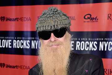 Billy Gibbons The Second Annual LOVE ROCKS NYC! A Benefit Concert for God's Love We Deliver - Red Carpet