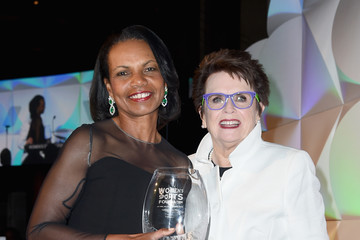 Billy Jean King The Women's Sports Foundation's 38th Annual Salute to Women in Sports Awards Gala - Inside
