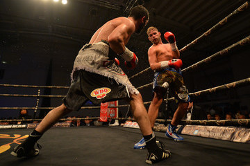 Billy Joe Saunders Boxing at Paisley Lagoon Centre