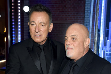 Billy Joel 2018 Tony Awards - Backstage & Audience