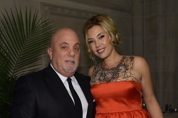 Billy Joel Alexis Roderick Elton John AIDS Foundation Commemorates Its 25th Year and Honors Founder Sir Elton John During New York Fall Gala - Inside