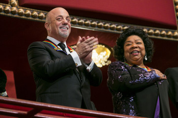 Billy Joel The 36th Kennedy Center Honors Gala