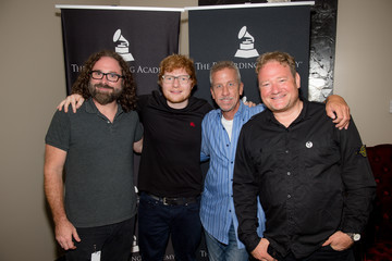 Billy Johnson GRAMMY Pro Up Close & Personal With Ed Sheeran