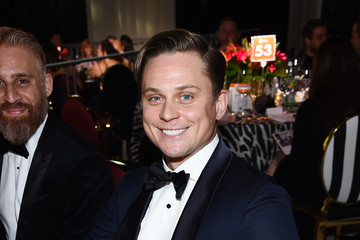 Billy Magnussen 28th Annual Elton John AIDS Foundation Academy Awards Viewing Party Sponsored By IMDb, Neuro Drinks And Walmart - Inside