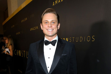 Billy Magnussen Amazon Studios Golden Globes After Party - Red Carpet