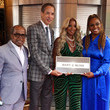 Billy Mitchell The Apollo Inducts Mary J Blige Into Its Walk Of Fame