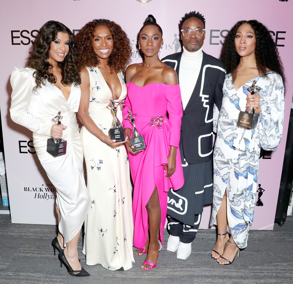 2020 13th Annual ESSENCE Black Women in Hollywood Luncheon - Inside
