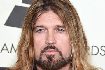 Billy Ray Cyrus 57th GRAMMY Awards - Arrivals