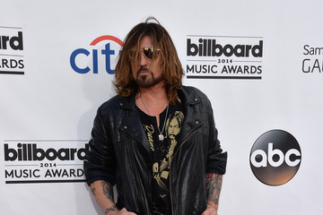 Billy Ray Cyrus 2014 Billboard Music Awards - Arrivals