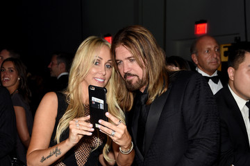 Billy Ray Cyrus Moet & Chandon Toasts to 5he amfAR Inspiration Gala