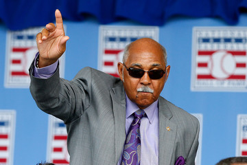 Billy Williams Baseball Hall of Fame Induction Ceremony