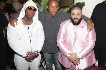 Birdman DJ Khaled Special Announcement Press Conference