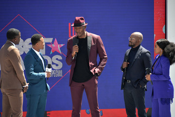 Bismack Biyombo 2018 BET Awards Pre-Show - Live! Red! Ready! Sponsored By Nissan