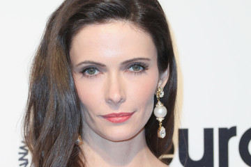 Bitsie Tulloch 25th Annual Elton John AIDS Foundation's Oscar Viewing Party - Arrivals