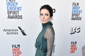 Bitsie Tulloch 2017 Film Independent Spirit Awards  - Red Carpet